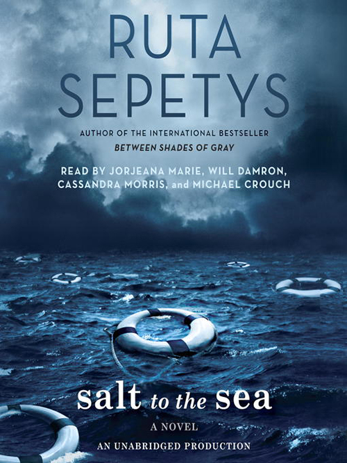 Salt to the sea Ruta Sepetys